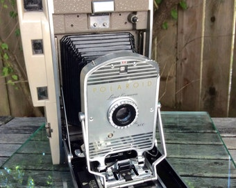 1957 Vintage Polaroid Land Camera Model 800