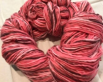 Beautiful Ballerina Pink Chunky Yarn from Germany.  (6-skeins)