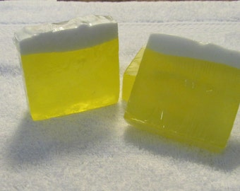 Lemon Meringue body soap