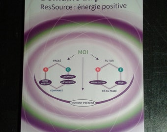 Novel in personal growth, to connect to its source of positive energy