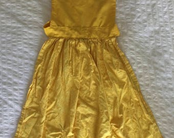 Belle Princess Dress Up Apron