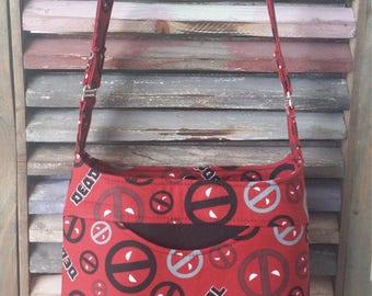 DeadPool Shoulder Bag/Purse
