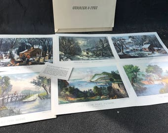 Currier & Ives Prints
