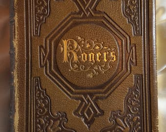 The Poetical Works of Samuel Rogers (1862) - New Edition with Illustrations.