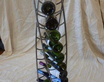 Tall Wine Rack (Helix Wine Rack)