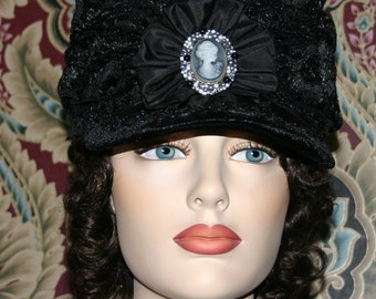 Regency 1812 Shako - First Lady Eliza