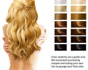 Sarenrae Blonde/Colorless Herbal Hair Color and Conditioner 10g Sample Size