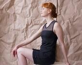EXTRA LENGTH Eco friendly black bamboo pocket shorts. Stretchy, easy fit 4 pocket cuffed shorts.