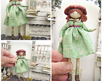 VERITY HOPE Doll KIT/ Limited Edition / Vintage Style / by Verity Hope