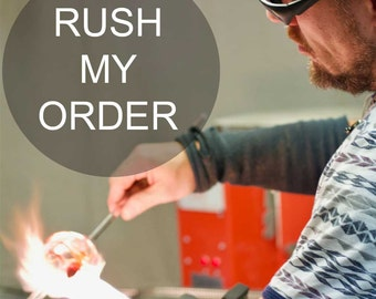 Rush Order / Rush add on / Make it Faster / Move to the Front of the Line / Move up order / Receive before Christmas / Stocking Stuffer