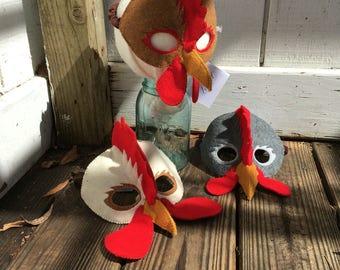Chicken Mask