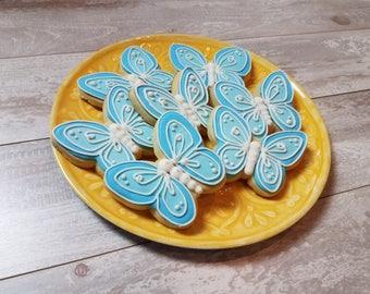 Spring Butterflies - 1 Dozen