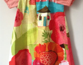 Pretty Poppies dress