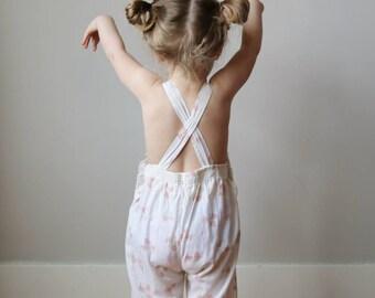 1960s Kozee Komfort Overalls >>> Size 18 Months