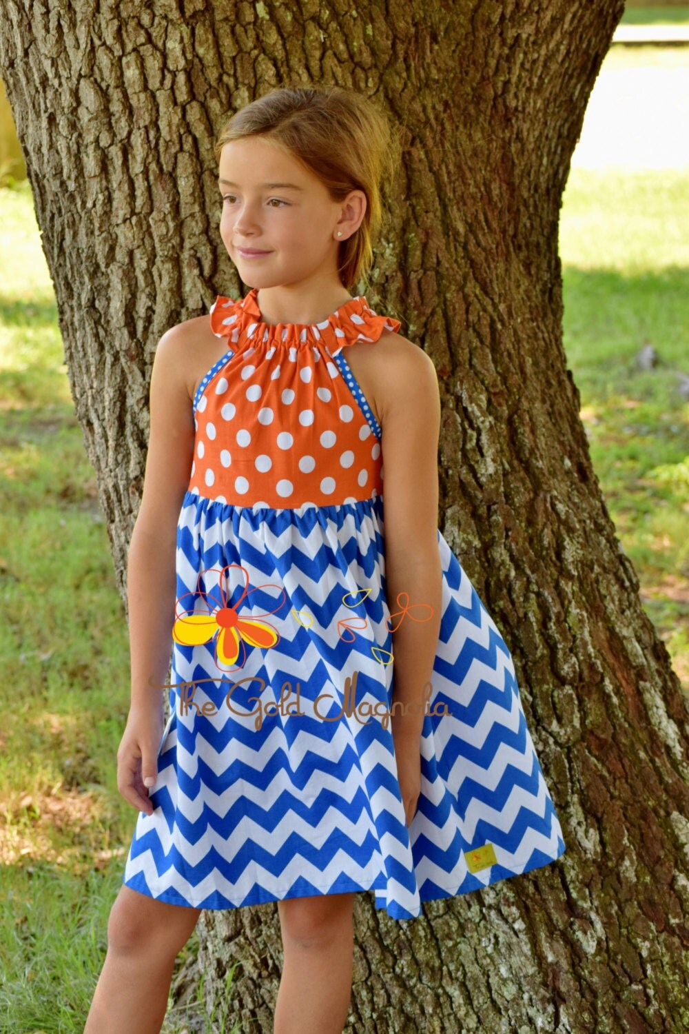 University of auburn colored dresses