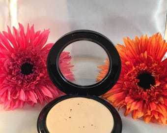 Organic Natural Mineral Cream To Powder Foundation Perfect Match™   Non-Comedogenic   EXTRA LIGHT   non toxic makeup