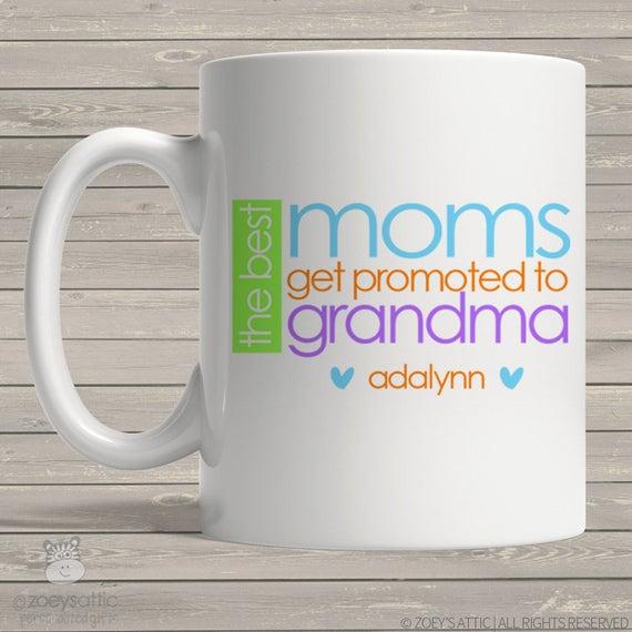 Amazing Like This Item Coffee Mug Grandma Fun Bright Design The Best Moms Get