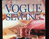 Vogue Sewing book, 2000 date, like new, How to Sew, Learn to Sew, Sewing book, Fashion book