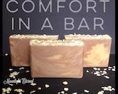 Comfort In A Bar Artisan Soap