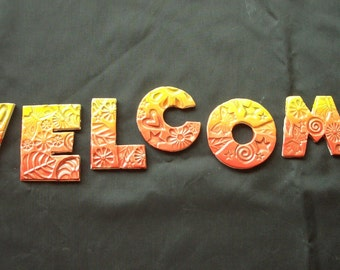 WCM - WELCOME Sunset Shades - Ceramic Mosaic Tiles