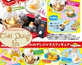 Re-ment Gudetama Meets More Danger / Re-ment Gudetama Kitchen Disasters / Re-ment Gudetama Kitchenware / Re-ment Gudetama / Re-ment Sanrio