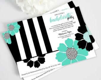 Bachelorette Party Invitation Printable Digital File