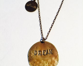 Dream Affirmation Necklace