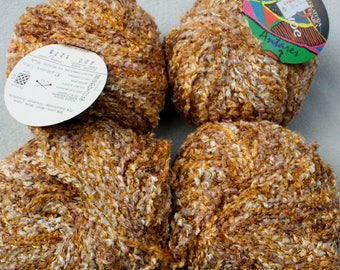4 balls Polyamid and Wool Blend Yarn Filature di Crosa Made in Italy Adhoc Antares color 400