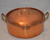 Tagus Copper Dutch Oven