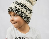 Kids Pom Pom hat, kids winter hat, Kids Winter Beanie, Pom Pom hat, kids Knit hat, kids knit beanie, kids skull cap (The Kids Pom Pom hat)