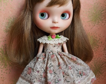 Powder and Lace Blythe Dress | Pullip Dress