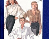 New Look 6580 Stunning Elegant Blouses Pattern Size 8 to 20 UNCUT