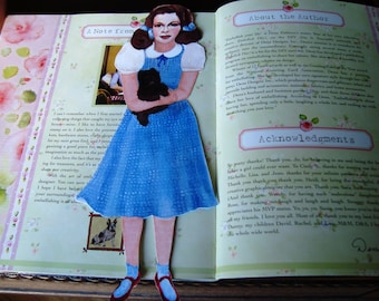Judy Garland bookmark