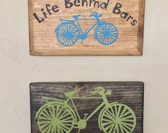 mountain bike decor | etsy