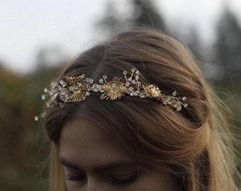 Aurelius Flora Headband