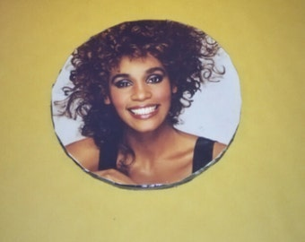 Whitney Houston magnet