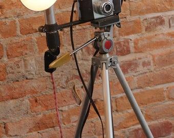 Kodak Camera and Tripod Accent Light