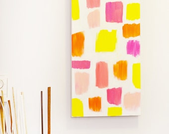 Colourful Modern Abstract Painting