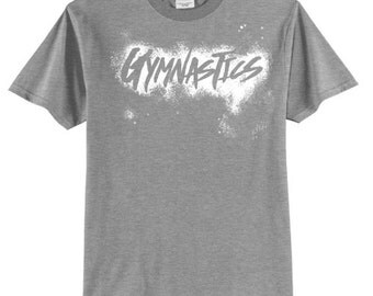 Gymnastics Chalk Shirt Gymnast T Shirt Gymnastics Shirt