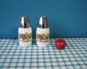 Salt and Pepper Shakers - Gemco Westinghouse - Spice of Life - Vintage 1970's