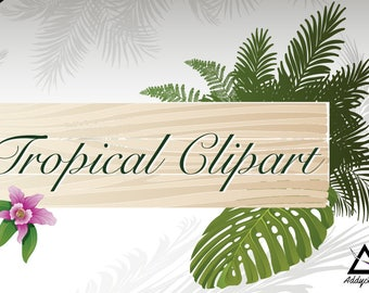 Tropical wedding invitation – Etsy