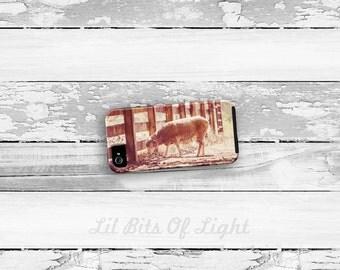 Sheep iPhone 7 Case - Farm iPhone 6s Plus Cover - Rustic iPhone 5s Case - Cute iPhone 7 Case - iPhone 5 - iPhone 6s Case - Unique iPhone 7