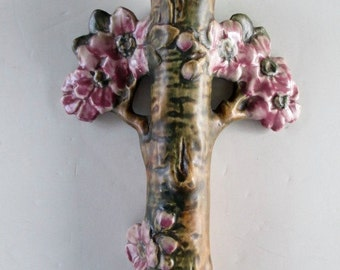 Sale Weller Woodland Wall Vase/Pocket