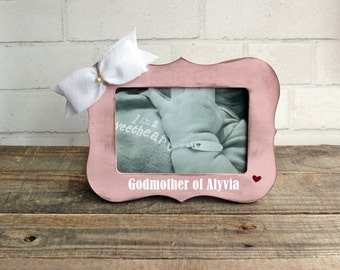 godmother gift godmother frame godmother picture frame baptism gift for godmother godfather frame customized godparents picture frame gift