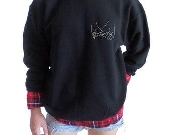 Pinky Swear Sweatshirt