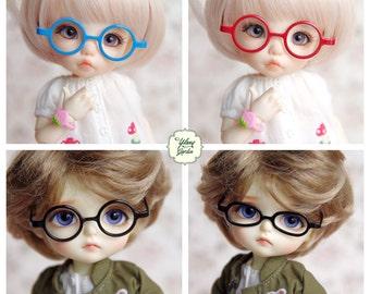 Lati Yellow/ Puki Fee - Mini Glasses