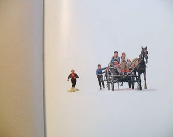 Gypsies, Wanderers of the World by Burt McDowell, 1970,  National Geographic Hardcover Book.