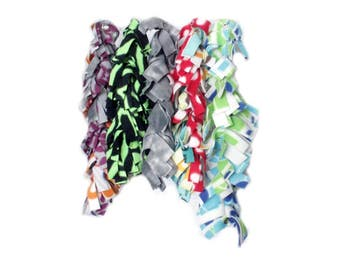 """Fringe Rope 16""""  for small pets play and hide cage decoration sugar glider chinchilla rat rats"""