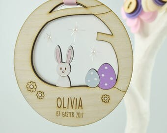 Baby's first Easter decoration - First Easter - Easter decoration - Bunny - Easter bunny - Easter