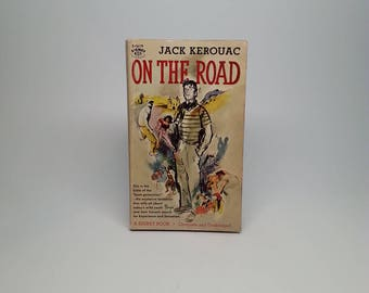 First Edition On The Road by Jack Kerouac First Paperback Edition Signet 1958